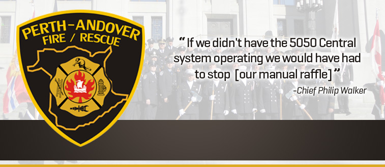 Perth-Andover Fire Department case quote